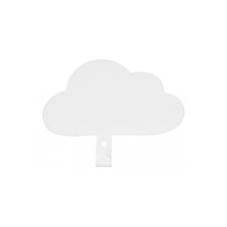Cloud Hook White