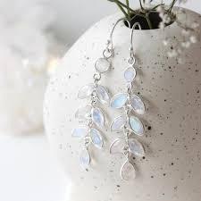 Cloud Nine Flower Child Earrings Silver