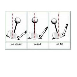 Club Alterations (loft, lie, and length)