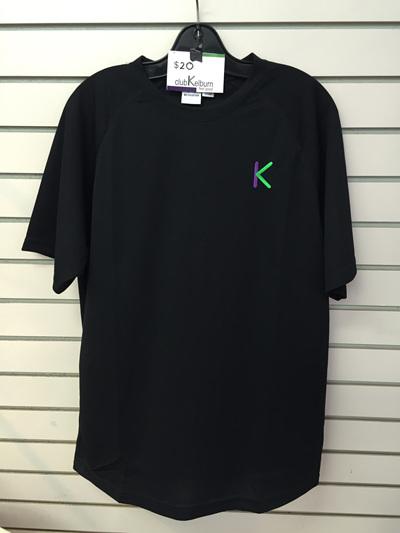 Club K T Shirt- Black