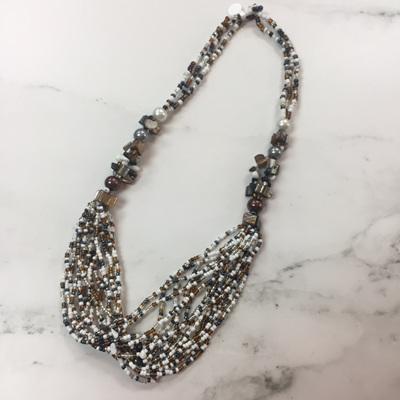 Coastal Necklace - Pecan WAS $39.90