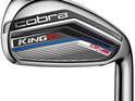 Cobra F7 One Length Individual Iron Steel Shaft