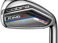Cobra F7 One Length Individual Irons Steel Shaft