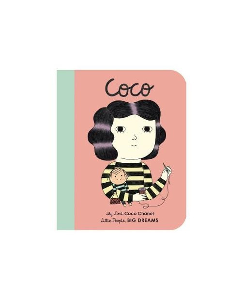 Coco Chanel Board Book