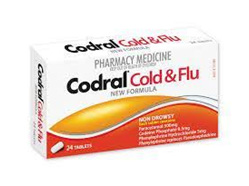 Codral Cold & Flu Tablets 24