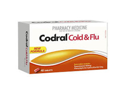 Codral Cold & Flu Tablets 48