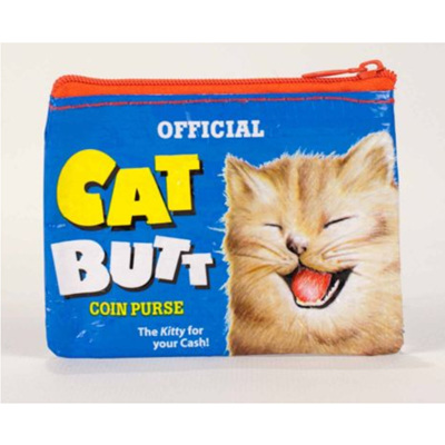 Coin Purse - Catt Butt