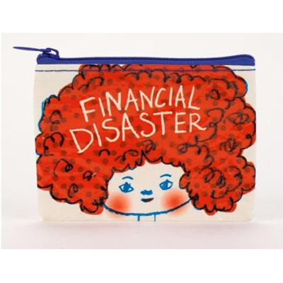 Coin Purse - Financial Disaster