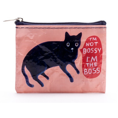 Coin Purse - I'm Not Bossy
