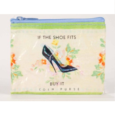 Coin Purse - Shoe Money