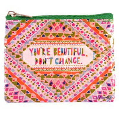 Coin Purse - Your Beautiful Dont Change
