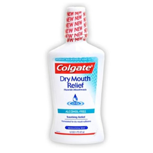 COLGATE Dry Mouth Relief Rinse 473ml