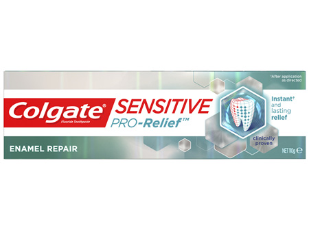Colgate Sensitive Pro-Relief Enamel Repair Sensitive Teeth Pain Toothpaste 110g
