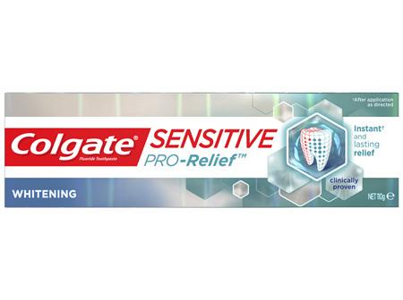 Colgate Sensitive Pro-Relief Whitening Sensitive Teeth Pain Toothpaste 110g