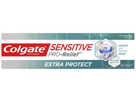 Colgate Sensitive ProRelief Extra Protect Sensitive Teeth Pain Toothpaste 110g