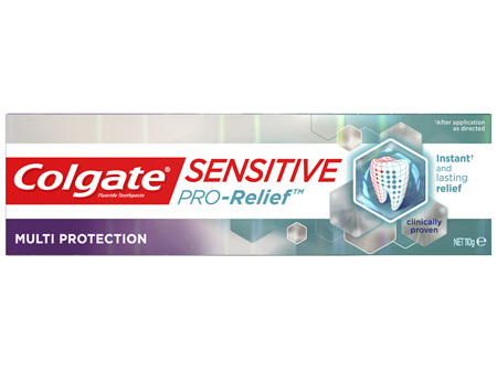 Colgate Sensitive ProRelief Multi Protection Sensitive Teeth Pain Toothpaste 110g