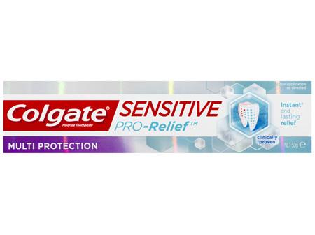 Colgate Sensitive ProRelief Multi Protection Sensitive Teeth Pain Toothpaste 50g