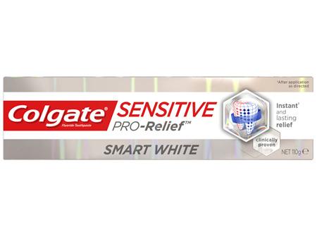 Colgate Sensitive ProRelief Smart White Sensitive Teeth Pain Toothpaste 110g