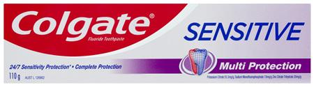 Colgate Sensitive Teeth Pain Multi Protection Sensitive Toothpaste 110g