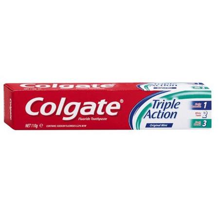 COLGATE Triple Action 110g