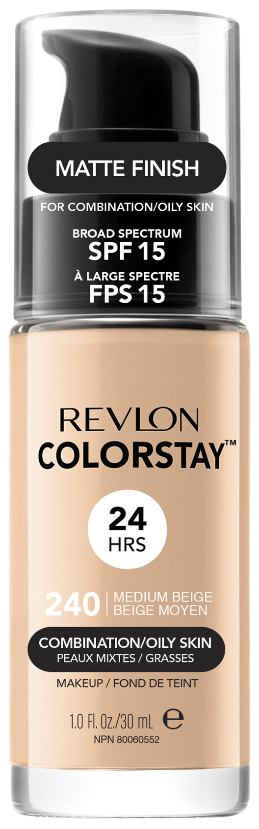 ColorStay™ Makeup for Combo/Oily MEDIUM BEIGE