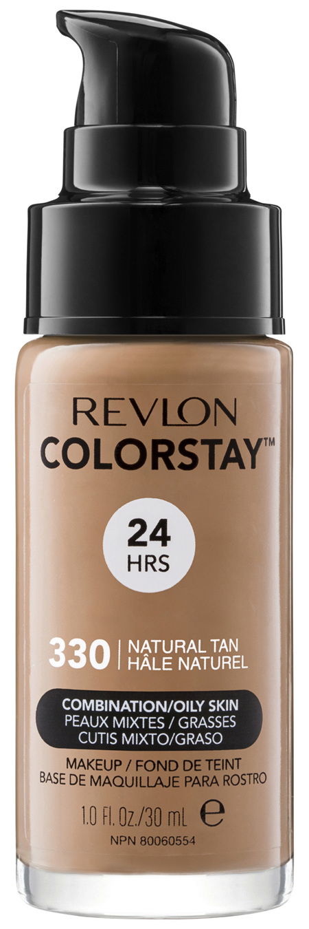 ColorStay™ Makeup for Combo/Oily NATURAL TAN