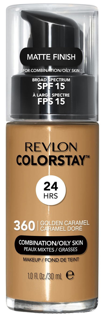 ColorStay™ Makeup for Combo/Oily Skin SPF 20 Caramel