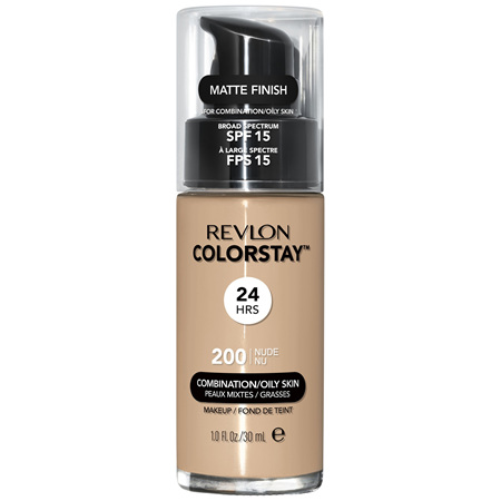 ColorStay™ Makeup for Combo/Oily Skin SPF 20 Nude