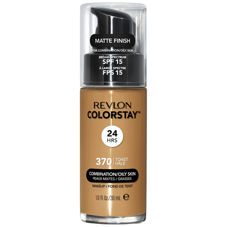 ColorStay™ Makeup for Combo/Oily Skin SPF 20 Toast (New)