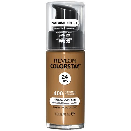 ColorStay™ Makeup for Normal/Dry Skin SPF 20 Caramel (New)