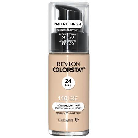 ColorStay™ Makeup for Normal/Dry Skin SPF 20 Ivory