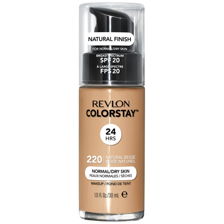 ColorStay™ Makeup for Normal/Dry Skin SPF 20 Natrual Biege
