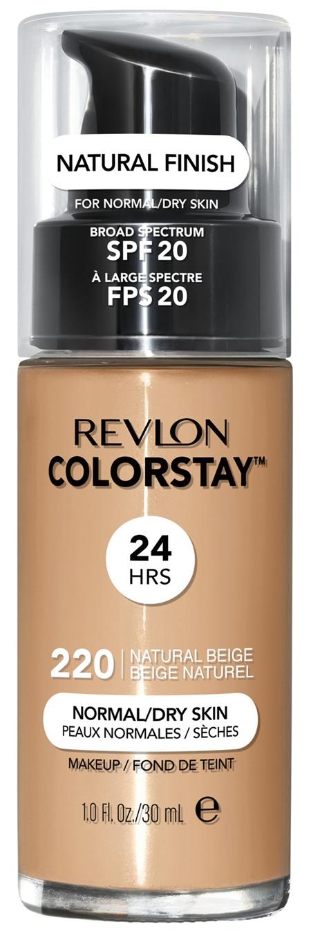 ColorStay™ Makeup for Normal/Dry Skin SPF 20 Natural Beige 30mL