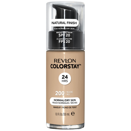 ColorStay™ Makeup for Normal/Dry Skin SPF 20 Nude