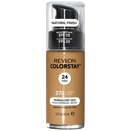 ColorStay™ Makeup for Normal/Dry Skin SPF 20 Toast (New)