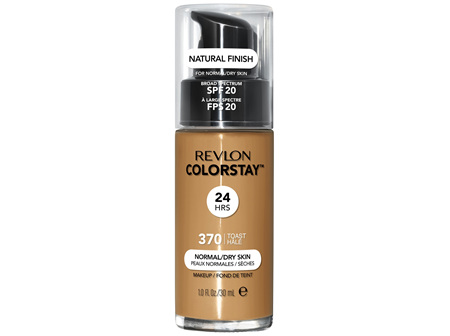 ColorStay™ Makeup for Normal/Dry Skin SPF 20 Toast (New) 30mL