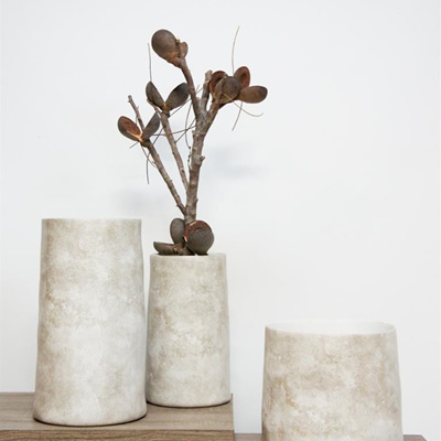 Column Planter - Concrete