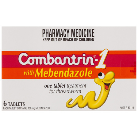 Combantrin-1 6 Tablets