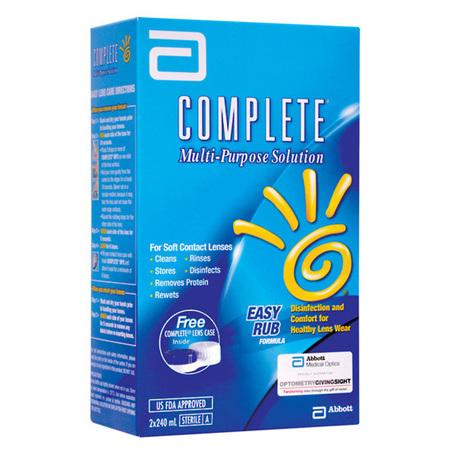 Complete Easy-Rub Sol. 2X240ml