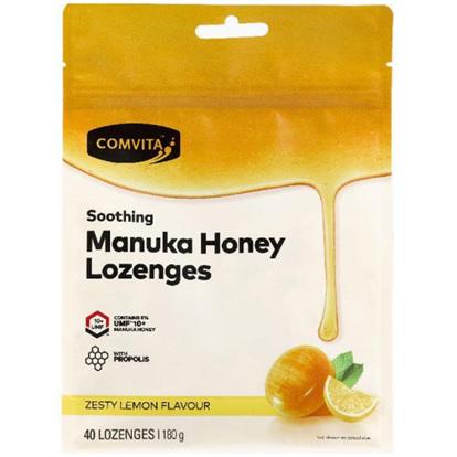 COMV Manuka Honey Loz. L&H 40