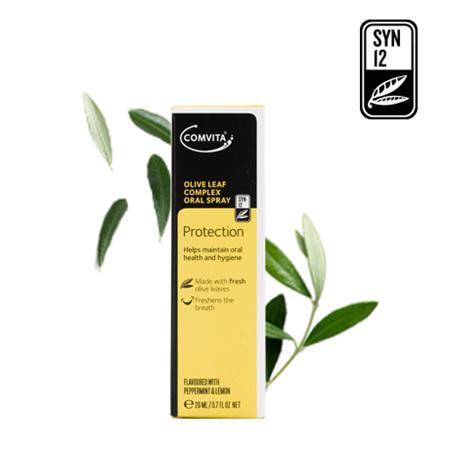 COMV Olive Leaf Comp. Oral Spr.20ml