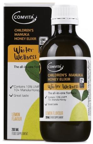 COMVITA Children's Manuka Elixir Lemon 200ml