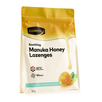 COMVITA Manuka Honey Lozenges Coolmint 500g