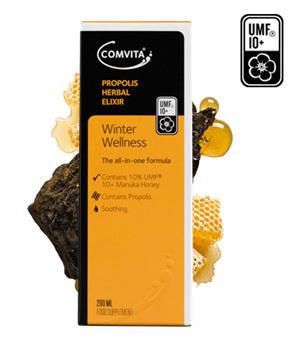 COMVITA Propolis Herbal Elixir 200ml