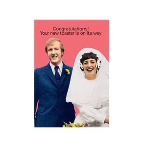 Congratulations! Wedding Card