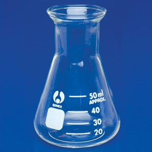 Conical / Erlenmeyer Flask Bomex