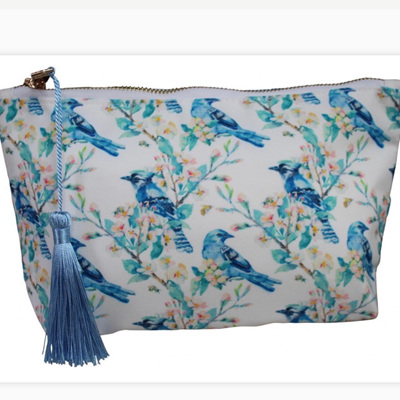 Cosmetic Bag Kingfisher