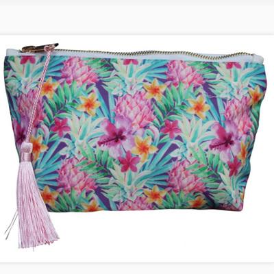 Cosmetic Bag Pineapple Tropica