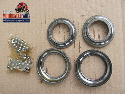CP.167/B Steering Head Race Set - BSA
