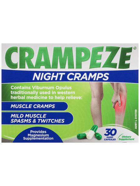 Crampeze 30 Capsules